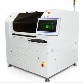 ตัวแยกอุปกรณ์อินไลน์ PCB แบบอัตโนมัติพร้อมตัวเปลี่ยนเครื่องมืออัตโนมัติ