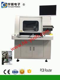 เลเซอร์ PCB Depaneling เราเตอร์ PCB Depanelizer แยก CNC อัตโนมัติ PCB