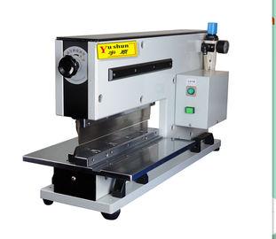 เครื่องกัดแบบนิวแมติก PCBA / FR4 PCB Depaneling / Depaneler, เครื่องตัด V-CUT MC PCB Separtor / PCB Cutter YSVC-2